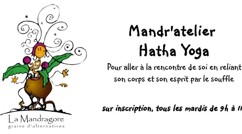 Mandr'atelier Hatha Yoga