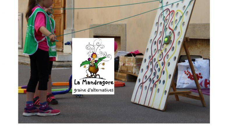 Animation au Marché de Noël de Chambéry